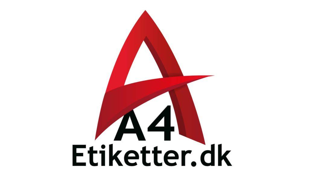 A4etiketter.dk-LOGO